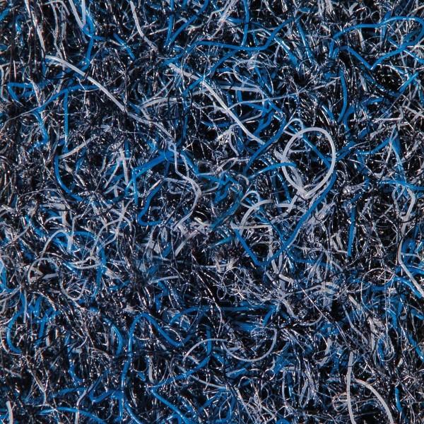 Farbe Nadelvlies blau